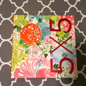 Lilly Pulitzer book 5x5